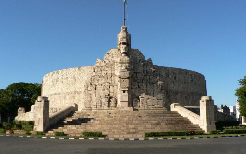 Paseo montejo, Mérida, Yucatán